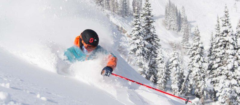 Ski Salt Lake City  With Miles Clark/Athlete