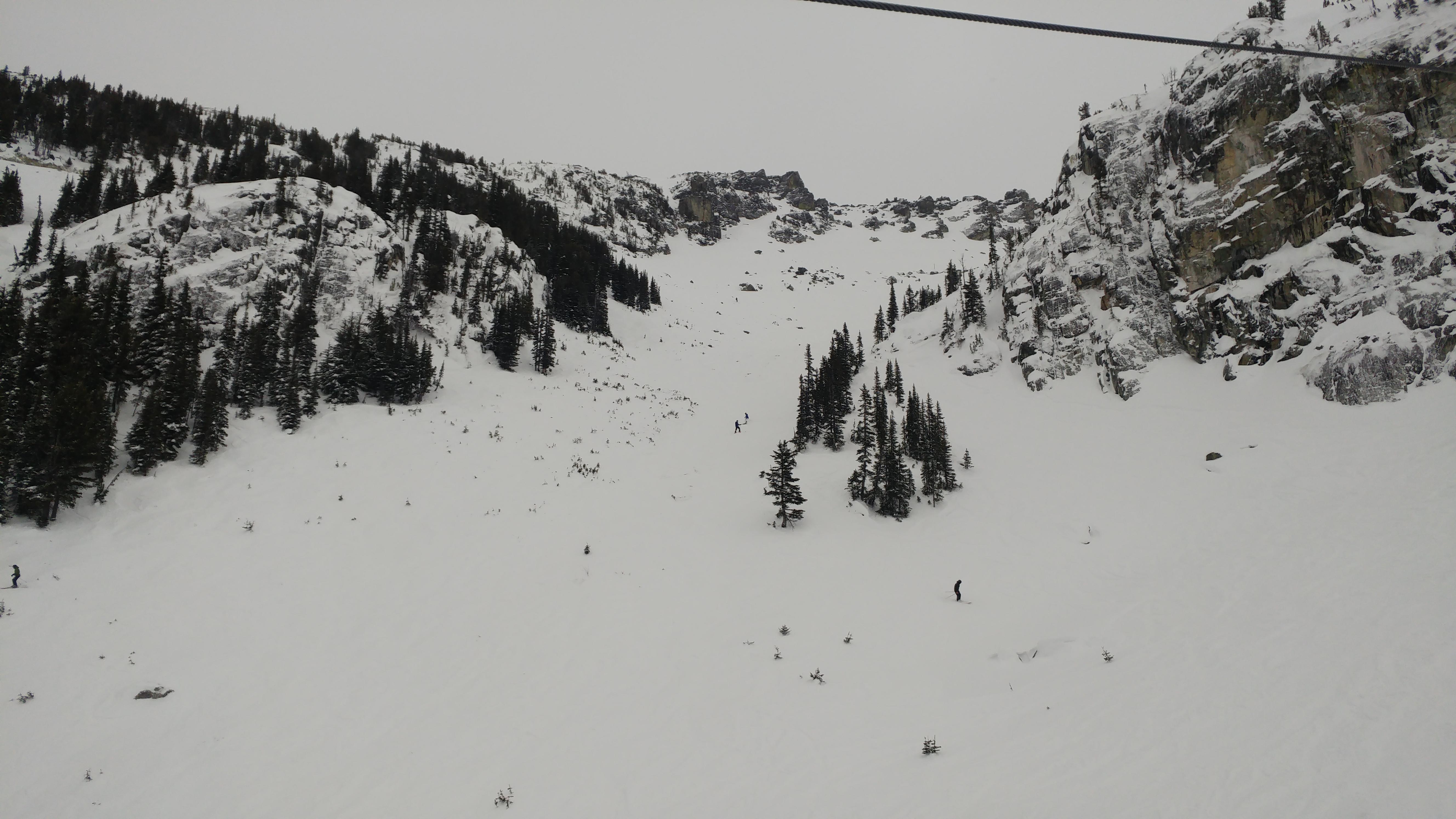 lower Glacier