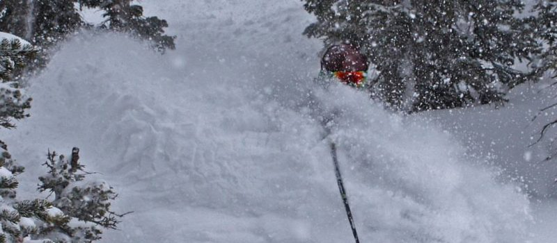 Holy Snow at Alta yesterday at 1:00pm. Trust us, its only gotten better. Image: Alta Ski Area Facebook Page