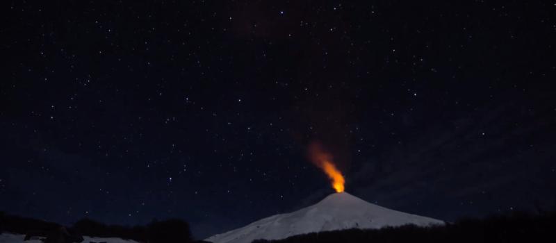 Volcanoe Skiing