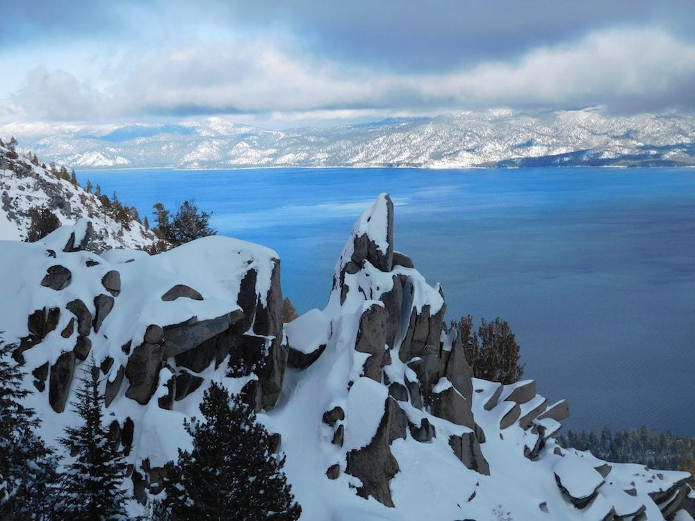 Lake Tahoe today. photo: snowbrains