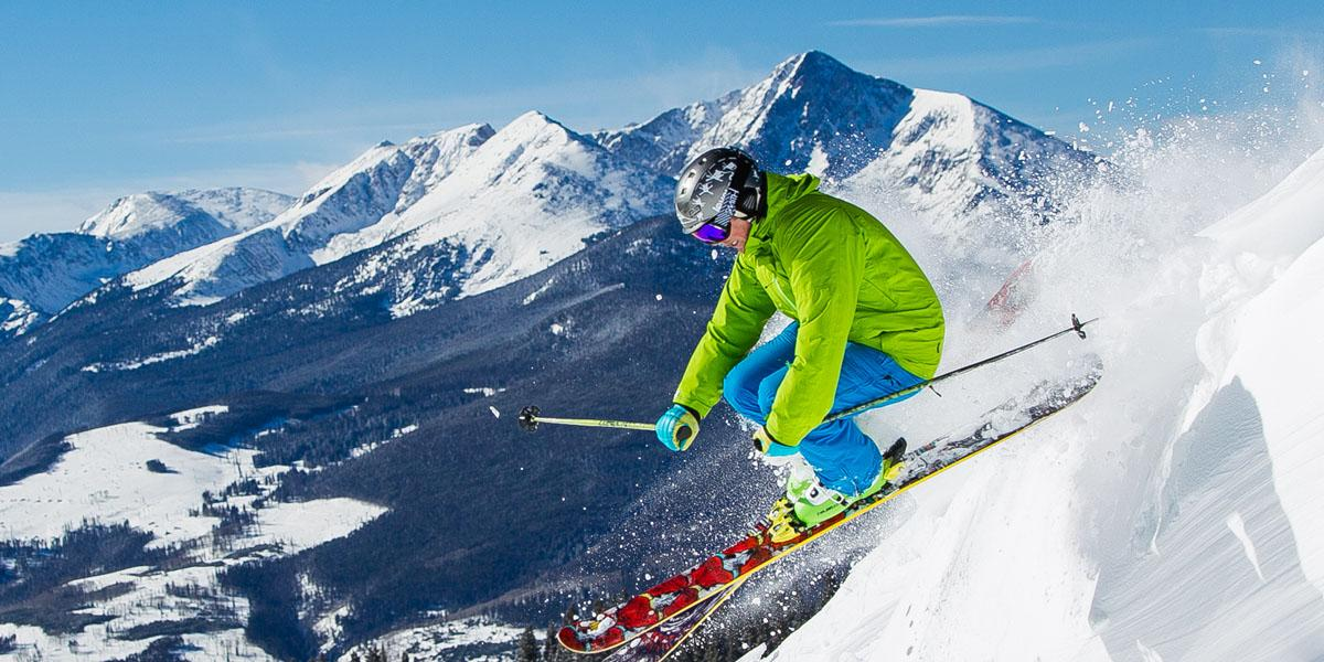 Vail offers some world-class terrain. Image: Vail Management