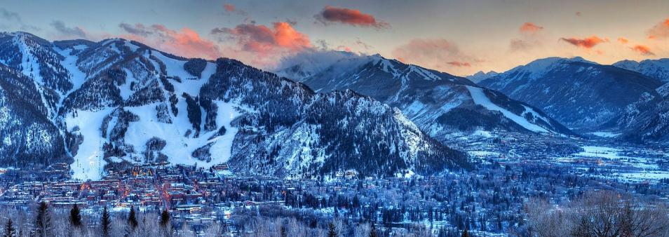 How could you not want to ski at Aspen Snowmass. Image: CODA Travel