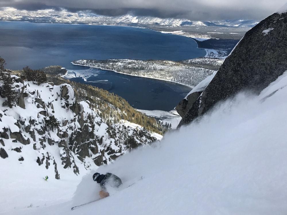 Kieth Robinson today. photo: snowbrains