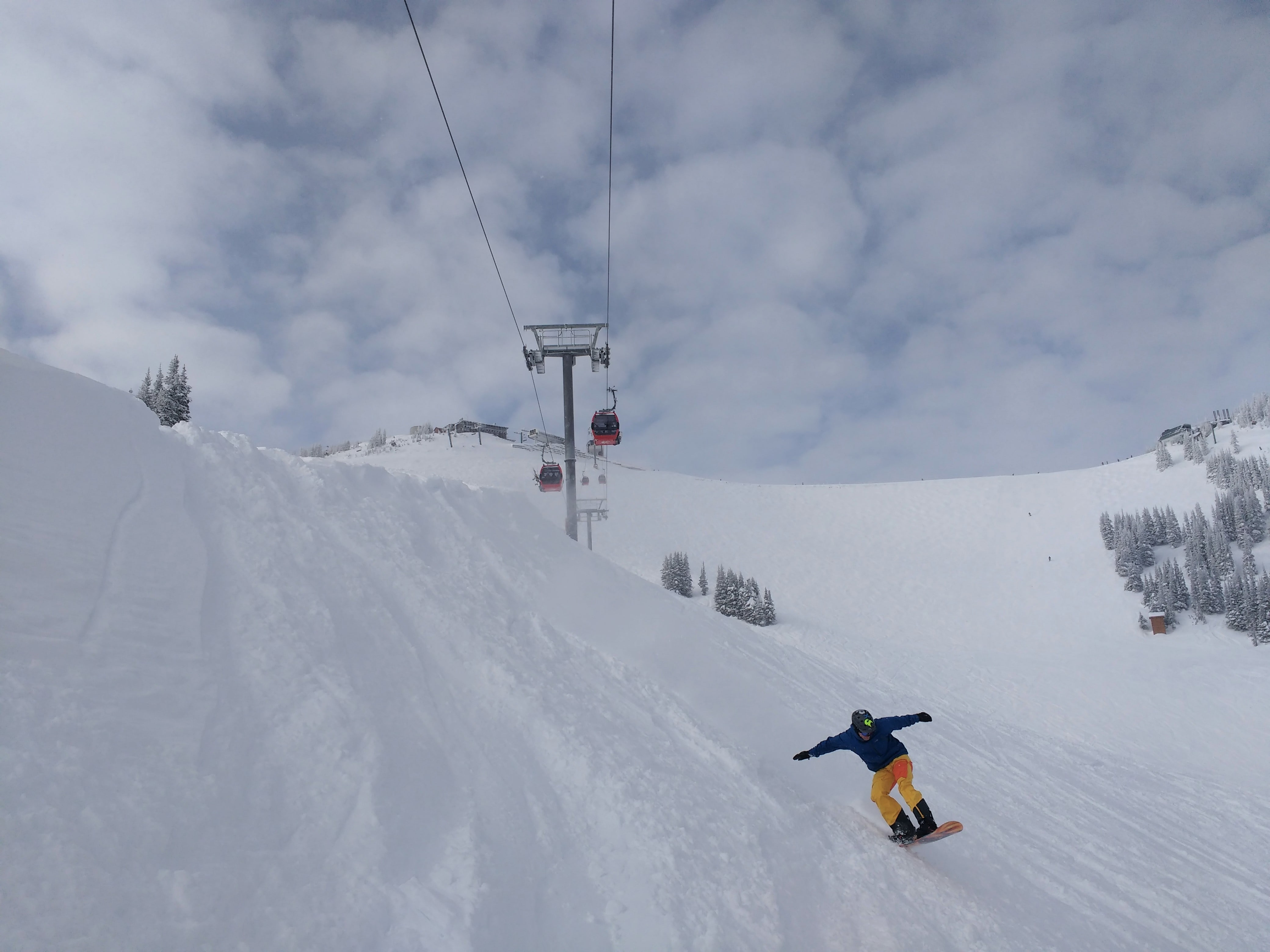 snowboarding, crystal mountain, Reid Pitman