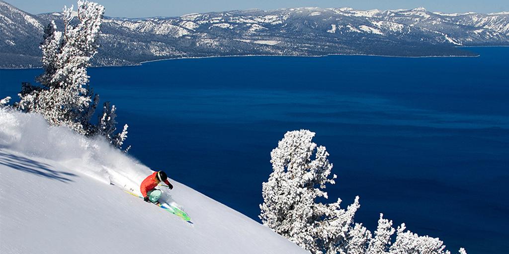 Lake Tahoe. Image: Ski Lake Tahoe