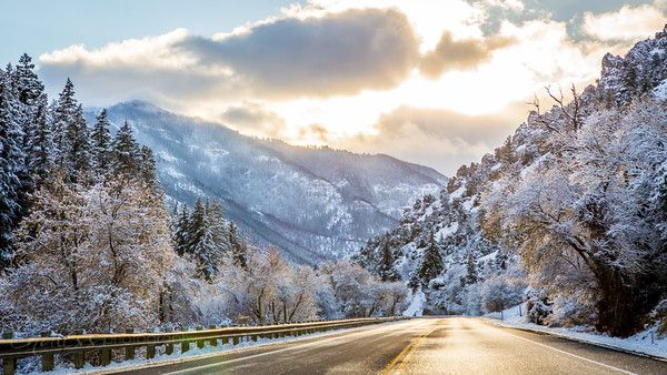Logan Canyon, UT. Image: Logan Photographers