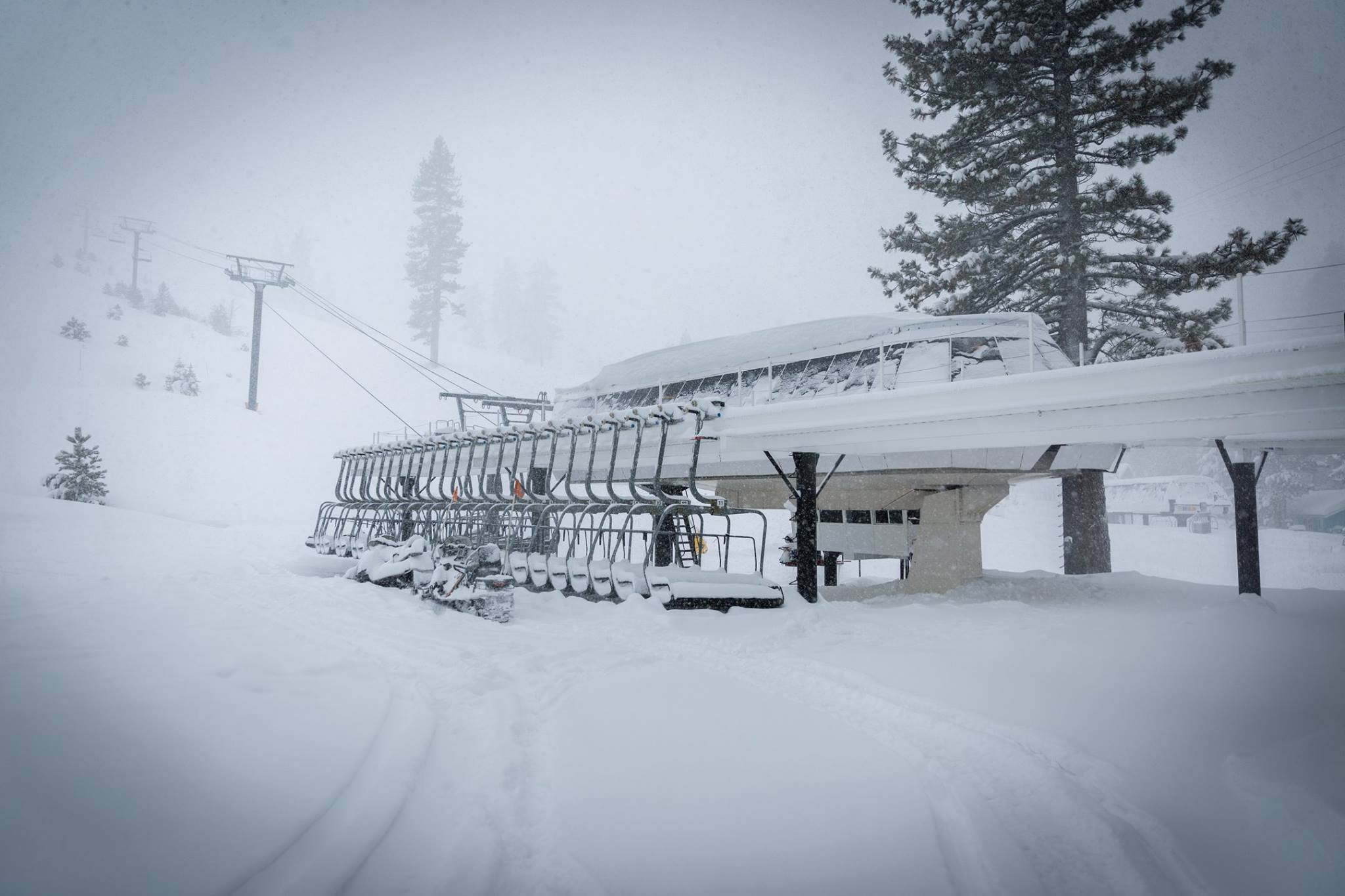 Squaw Valley Has The Goods. Image: Squaw Valley Facebook Page
