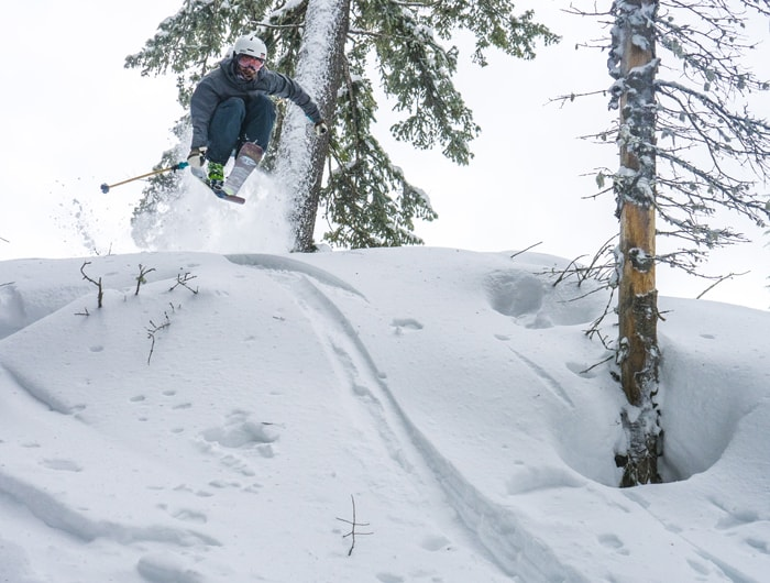 Grand Targhee conditions