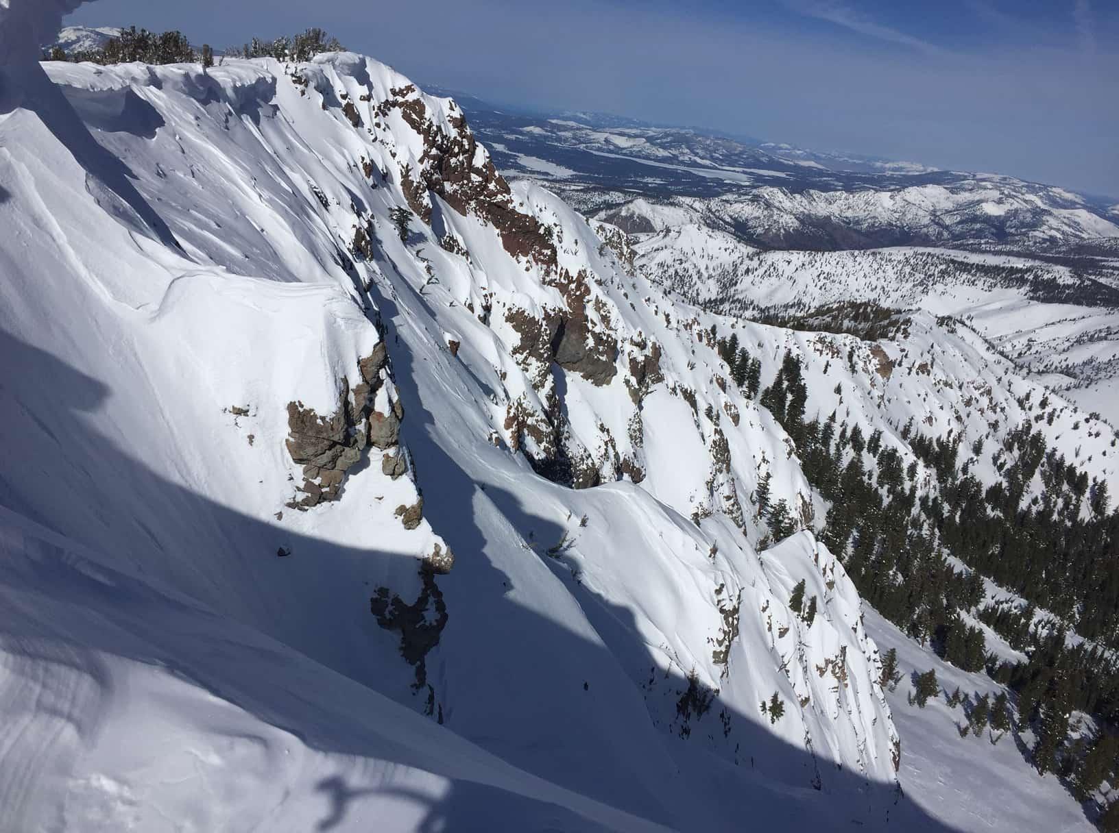 Mt  Rose Backcountry Photo Tour  Bronco Chutes