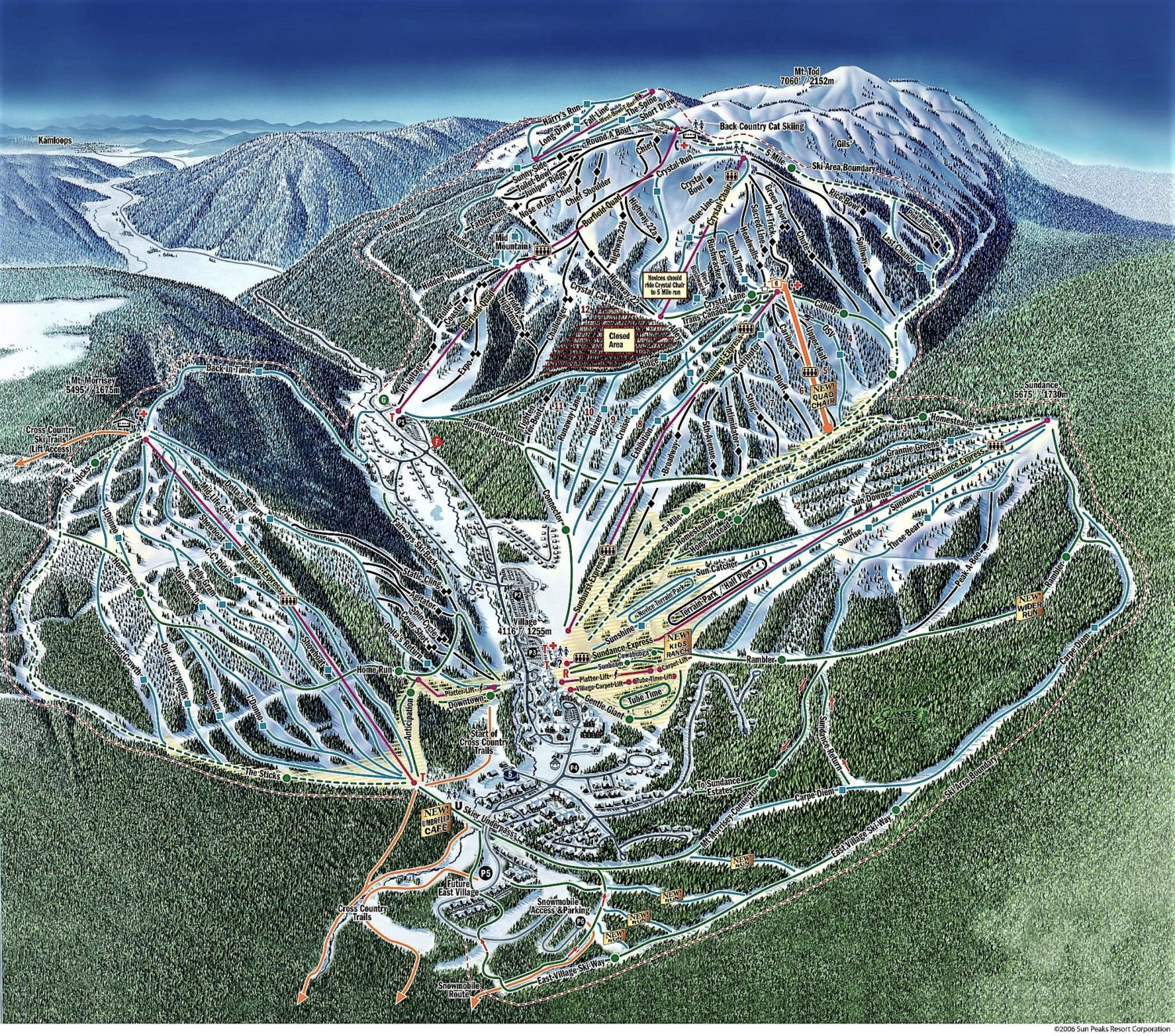 Sun Peaks Resort, BC Announces Major $60-Million ...