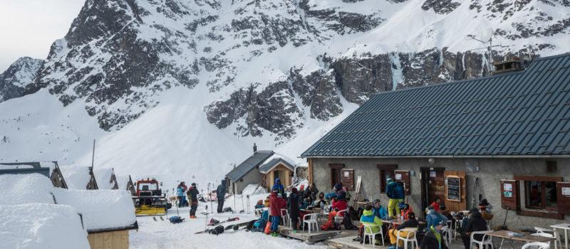 Free Ride World Tour in Chamonix last weekend. credit; Jeremy Bernard