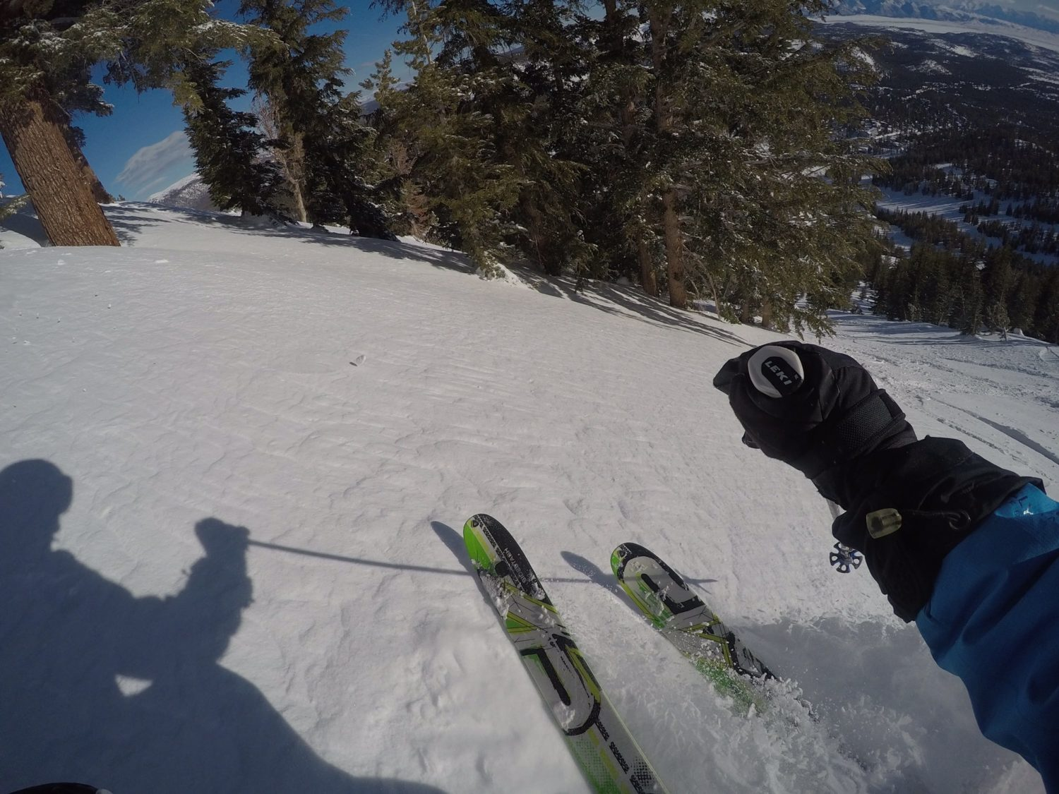Mammoth mountain ca conditions report perfect wind buff for Chair 23 mammoth