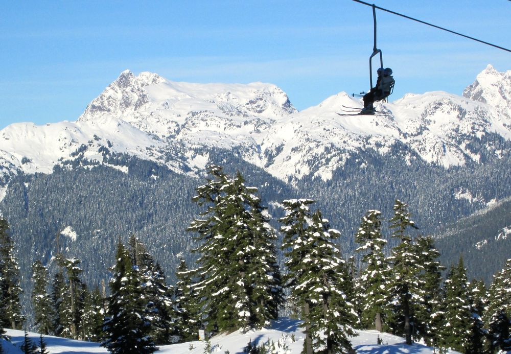Top 10 chairlifts on the west coast snowbrains for Chair 6 mt baker