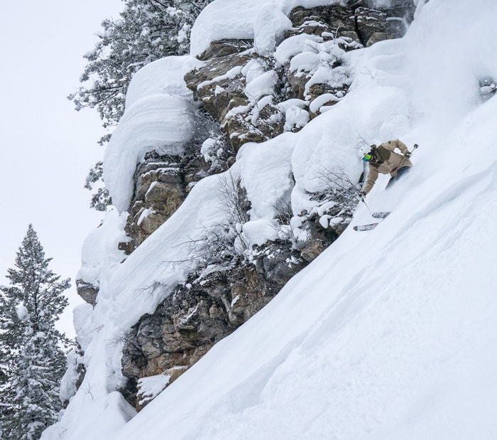 grand targhee sleeper pow