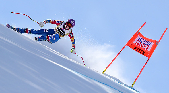 Laurenne Ross finished fifth in Aspen. (Getty Images-Tom Pennington)