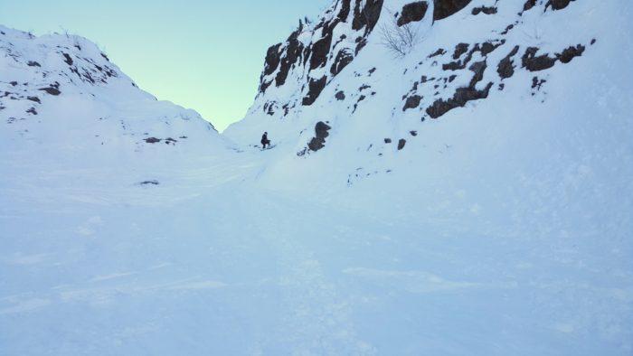 Alyeska Resort Opens the North Face