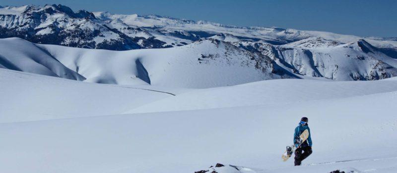 Ski south america