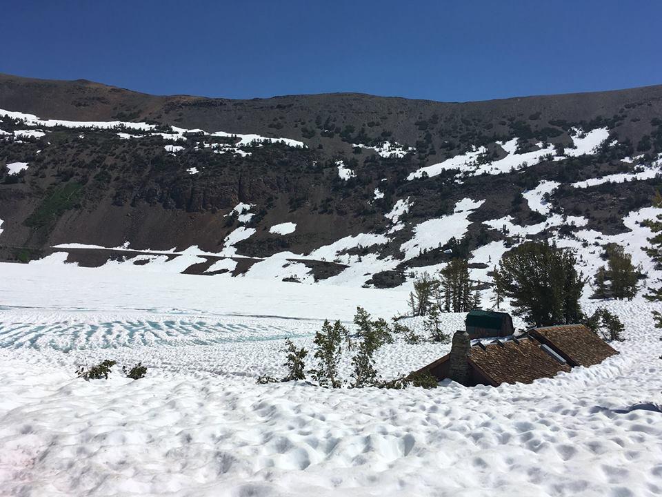 Saddlebag Lake Resort on Tioga Pass, CA For Sale for