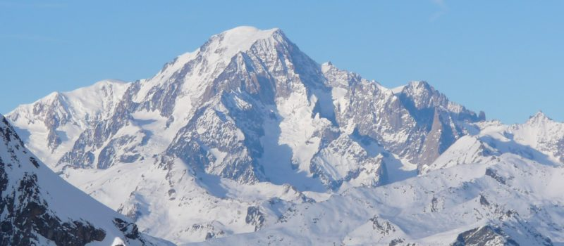 Mont Blanc, France, Italy, Chamonix, Alps, Highest peak in Europe