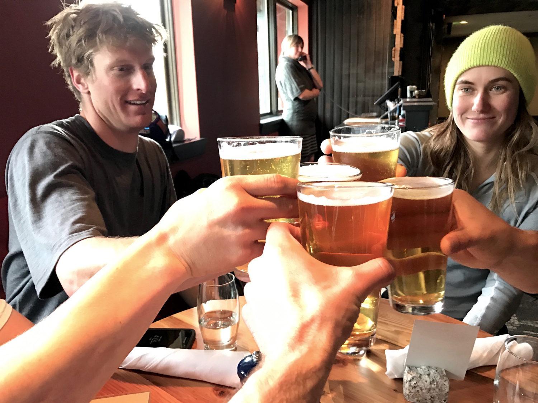 aprés, beer, drinks