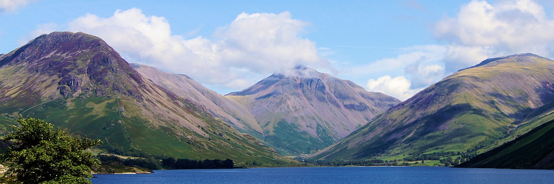 Fells, mountains, lake district, cumbria, uk