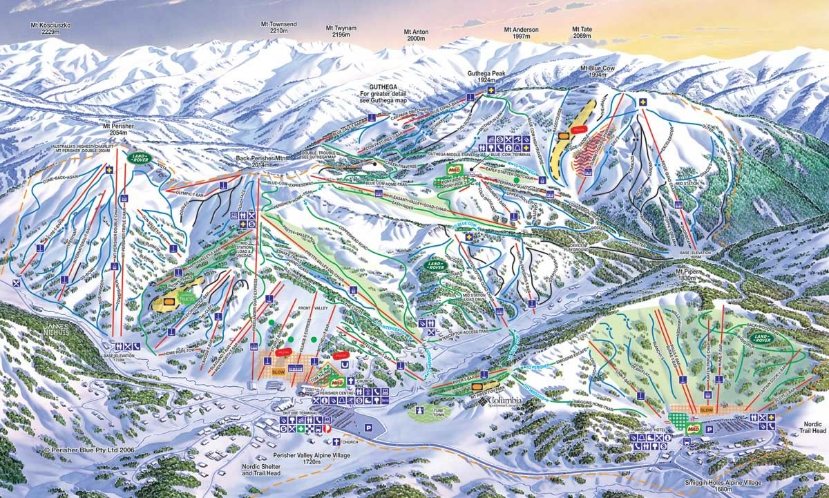 vail resorts owned perisher ski resort, australia loses lease