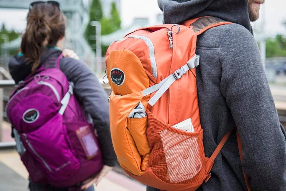 REI and Osprey's Daylite Plus Daypack