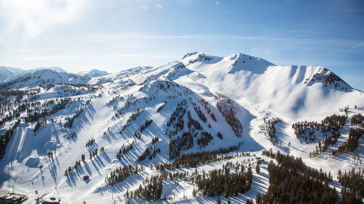 Mammoth, Intrawest, Squaw, Winter Park, Steamboat, Merger, Venture