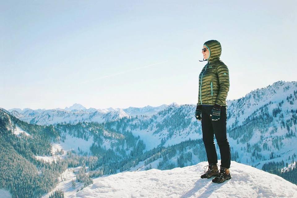 Mountain Hardwear's Ghost Whisperer Jacket