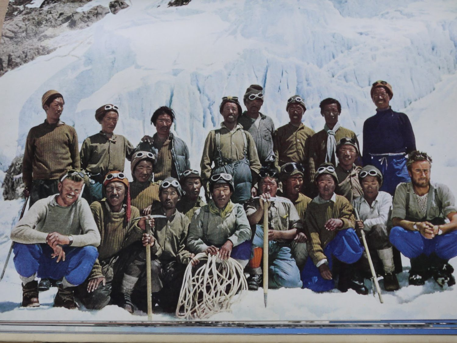 team, john hunt, climb, first, summit, everest, mountaineering, himalayas