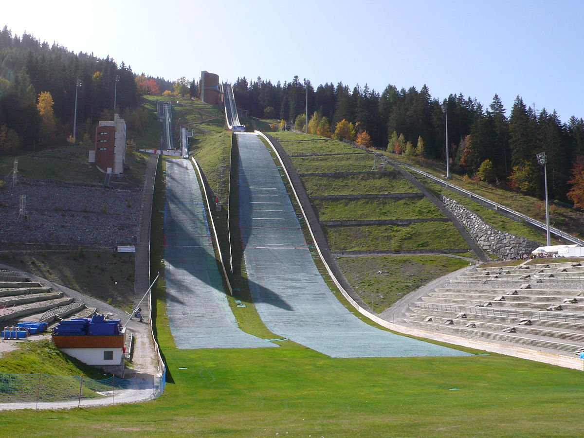 ski jumping, jumpers, year round, technology, france, courchevel, winter olympics