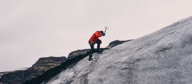 hiking, climbing, mountains