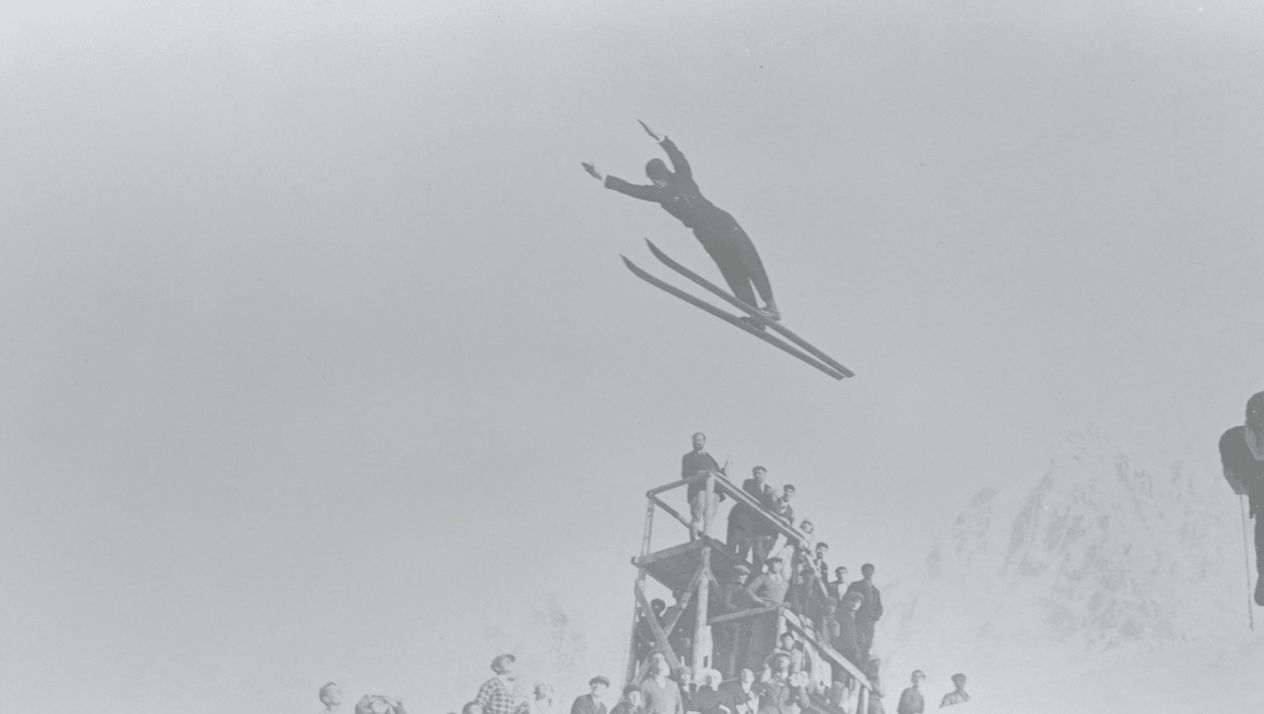 ski jumping, jumpers, year round, technology, france, courchevel, winter olympics, chamonix