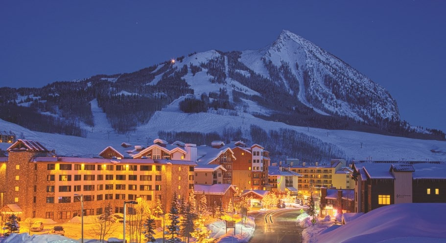 vail resorts, epic pass, The Club at Crested Butte