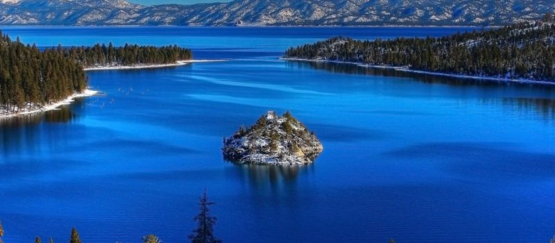 Tahoe, Terc, UC Davis, clean water, blue