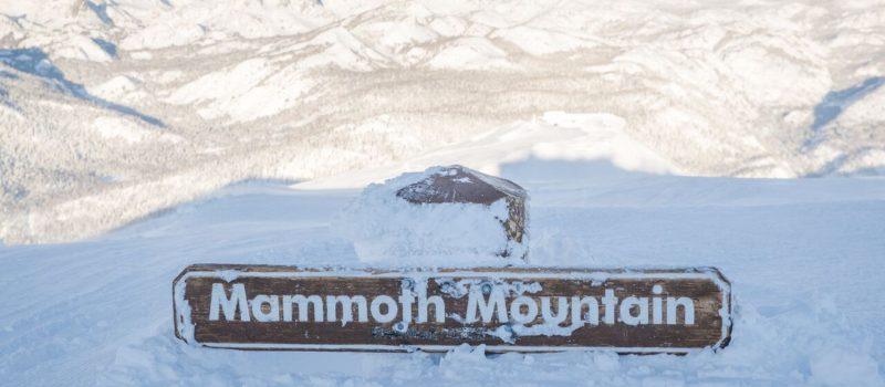 Mammoth's 16/17 highlights