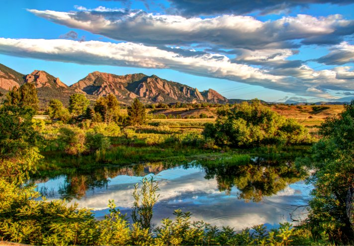 National Geographic Names Boulder Co The Happiest City