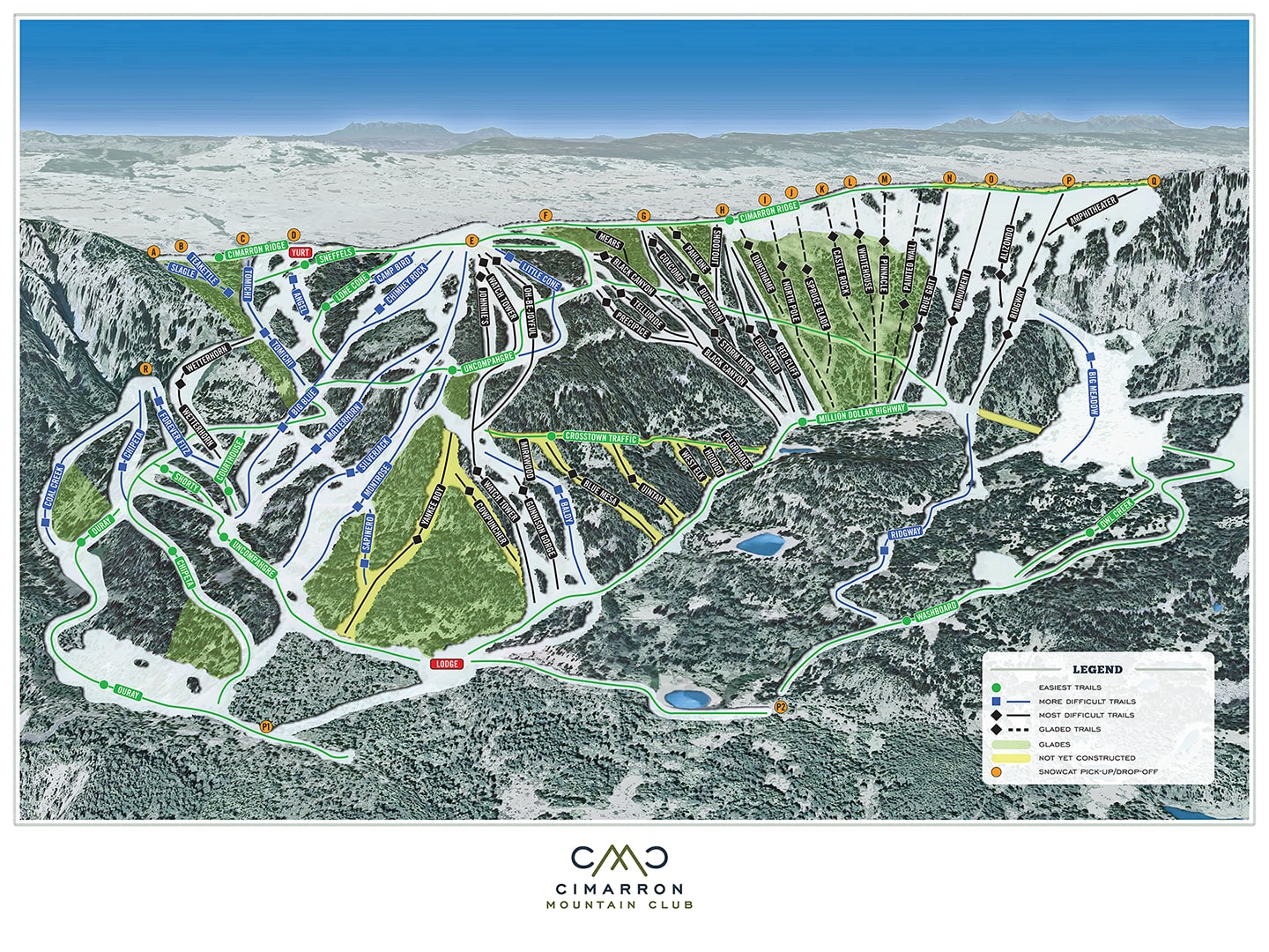 Colorado Ski Resort for the Uber Rich About To ... on map of all maldives resorts, map of all colorado 14ers, map of all michigan, map of all new york city,