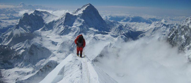 High Alpine Mountaineering