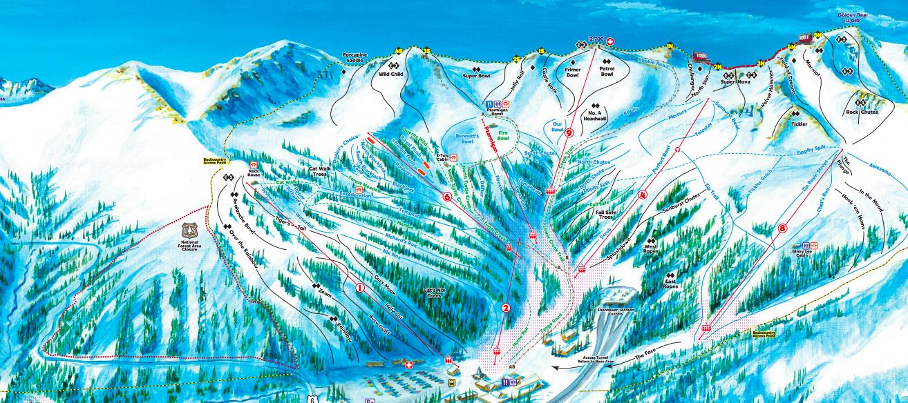 Loveland, CO Opens For Season This Friday - SnowBrains