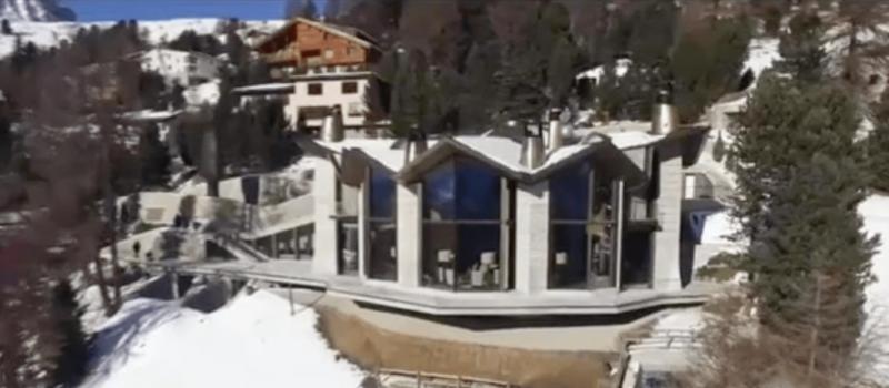 st moritz, alps, switzerland, millionaire, house, estate, castle, expensive