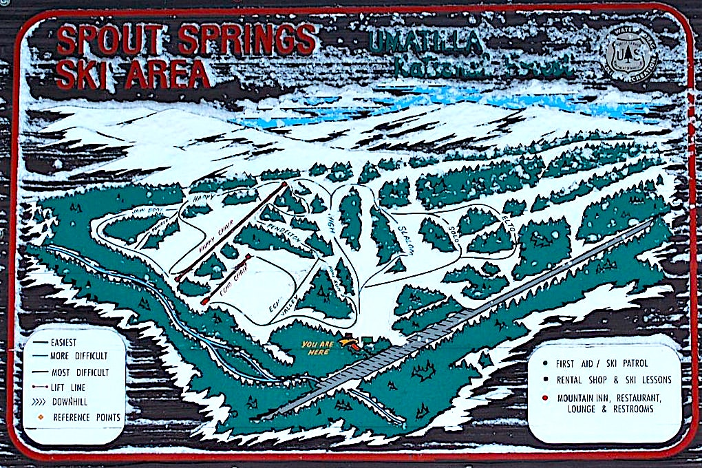 Spout Springs Ski Area to Remain Closed for the Second