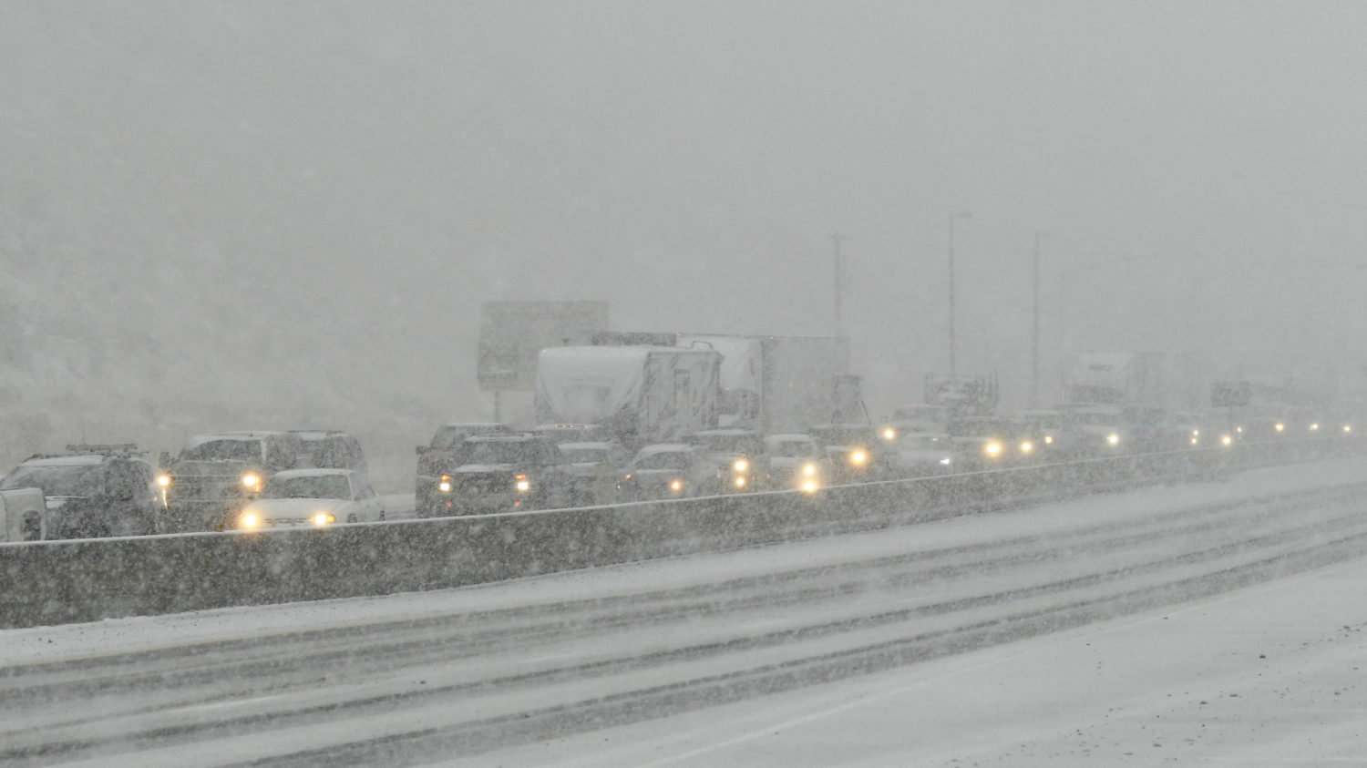 NOAA: Winter Storm Warning for Denver, CO Today/Tomorrow