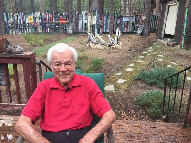 Hollay tahoe legend