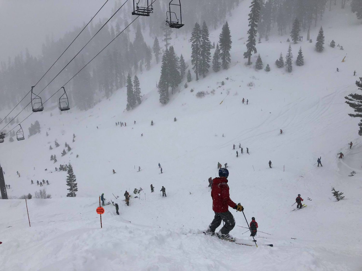 2 Inbounds Avalanches & 2 Snow Suffocation Deaths In California Last Weekend
