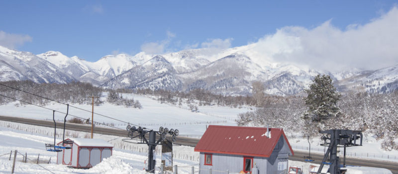 hesperus, lack of snow, suspends operations