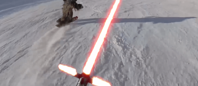 video, Star Wars, snow, wars, Chewbacca, kylo ren,