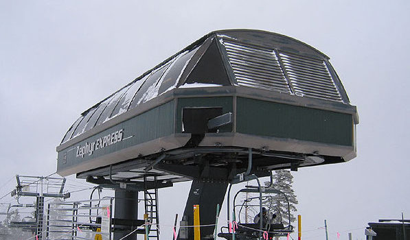 winter park, colorado, gondola, new gondola, zephyr express