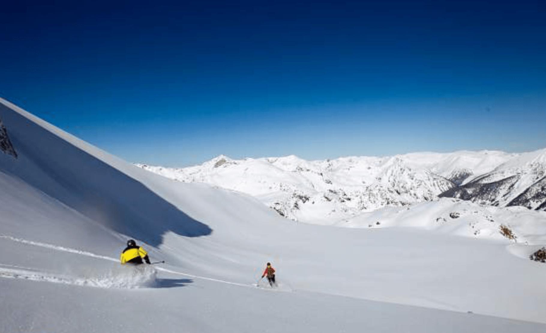 heli-skier